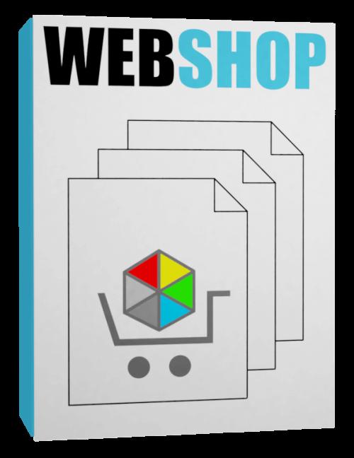 CR3ATE Webshop alles-in-1 pakket