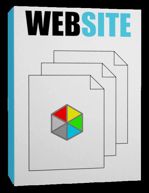 CR3ATE Website alles-in-1 pakket