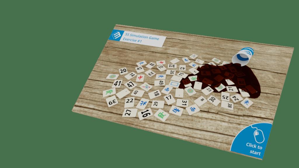 Ewals Cargo Care B.V. 5S Simulation Game