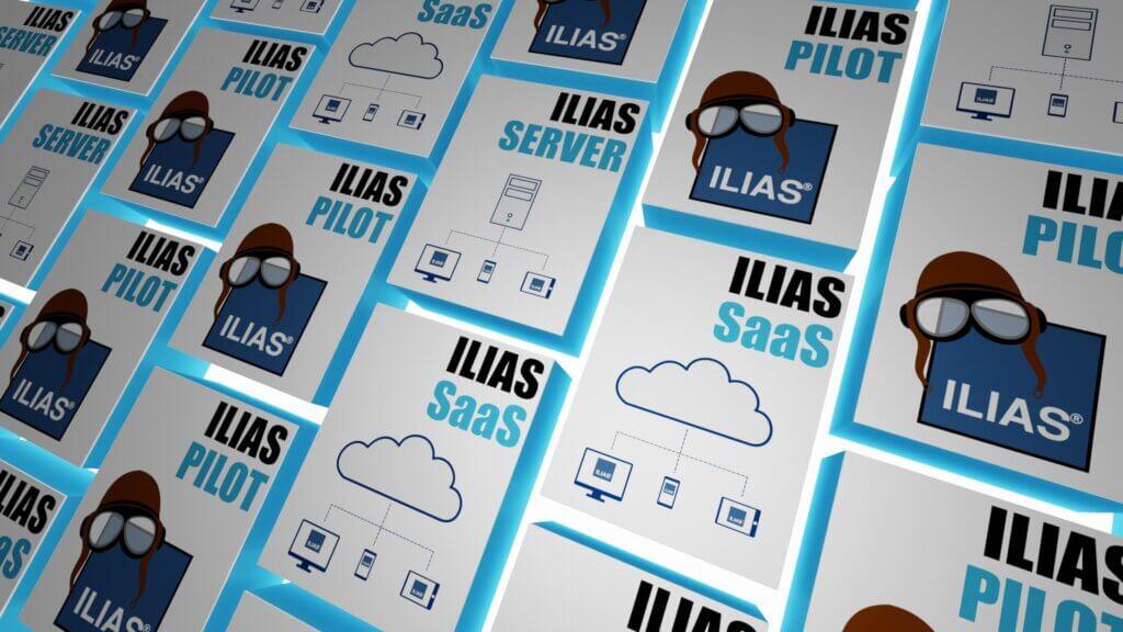 CR3ATE leeromgevingen op basis van ILIAS