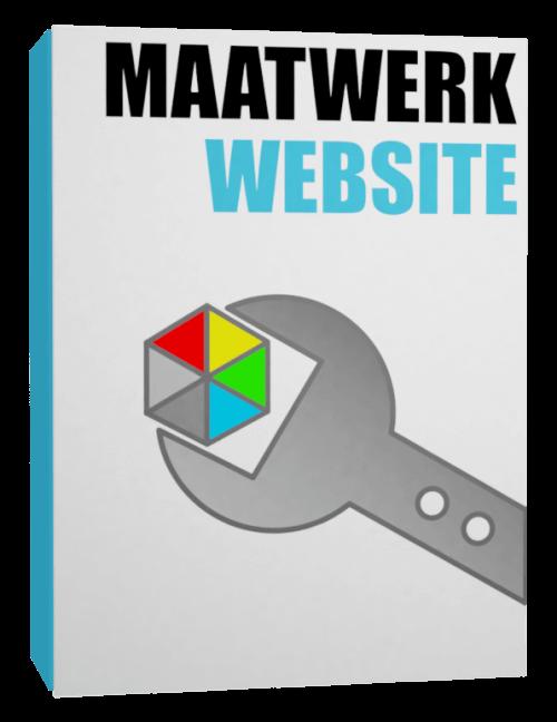 CR3ATE maatwerk website (intake formulier)